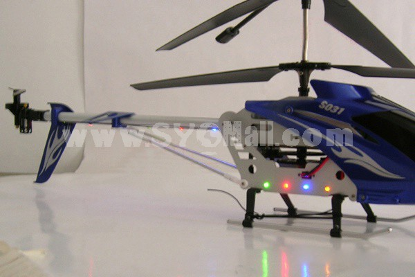 SYMA S031G 3CH 62CM RC Remote 3CH Alloy Helicopter