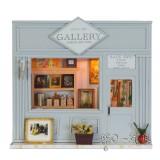 Wholesale - Wooden DIY Handmade Self-Assemble Dollhouse Mini House 13511 - GALLERY