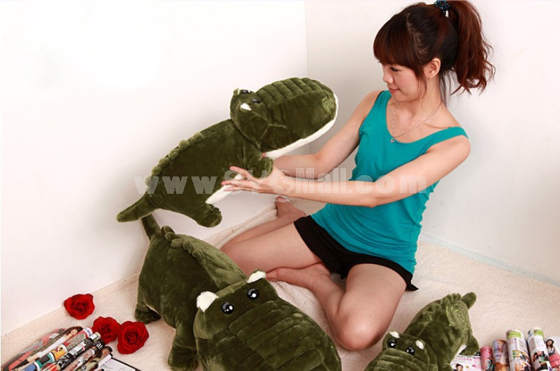 "Crocodile Pattern 80cm/31"" PP Cotton Stuffed Toys"