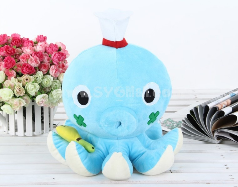 "Octopus Pattern 20cm/8"" PP Cotton Stuffed Toys"