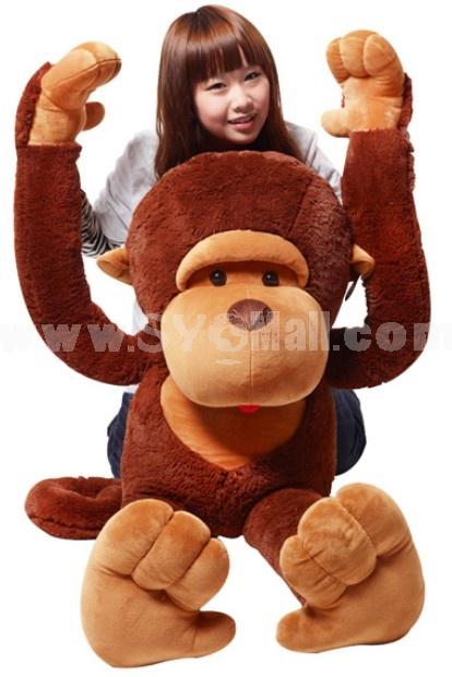 "Cartoon Monkey Style 110cm/43"" PP Cotton Stuffed Toys"