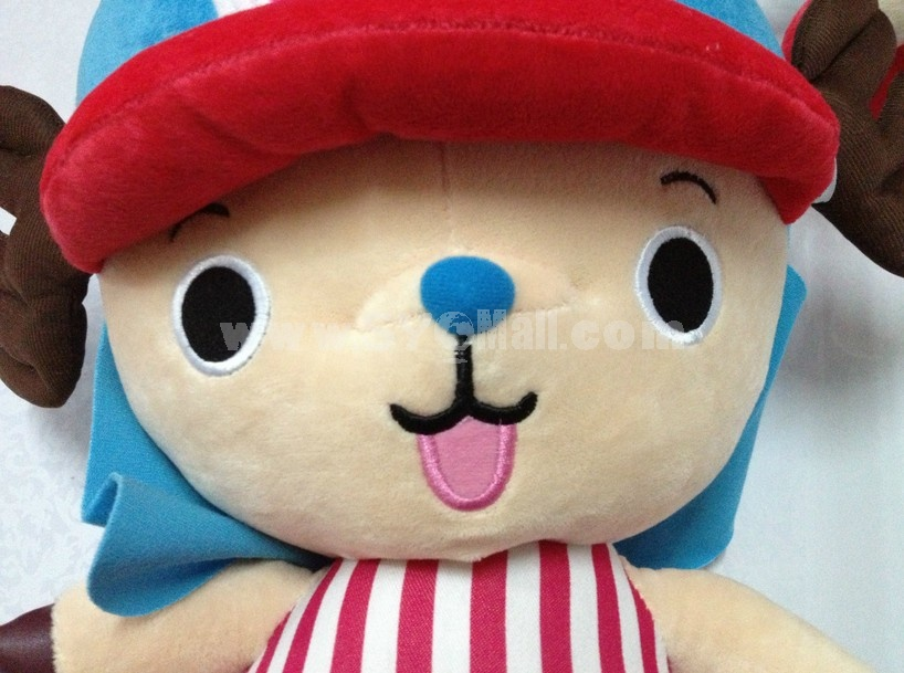 "One Piece Chopper 35cm/14"" PP Cotton Stuffed Toys"