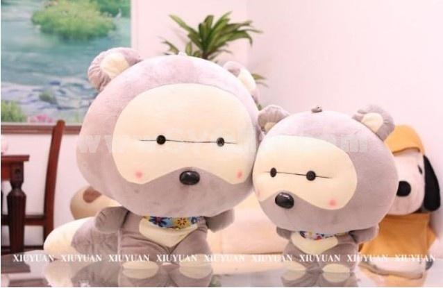 "Cartoon Bear Pattern 100cm/39"" PP Cotton Stuffed Toys"