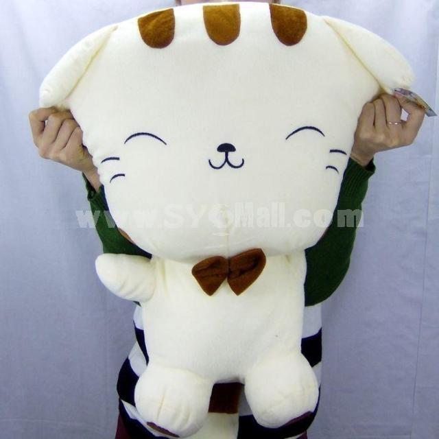 "Big Face Cat Pattern 55cm/21"" PP Cotton Stuffed Toys"