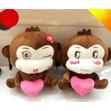 "Wholesale - YoCi 50cm/20"" PP Cotton Stuffed Animal Plush Toy - One Pair"