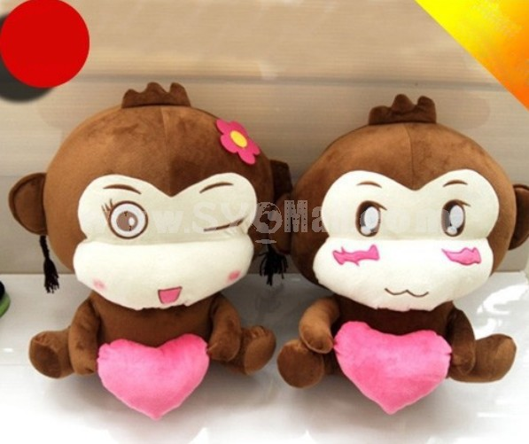 "YoCi 50cm/20"" PP Cotton Stuffed Toys A Pair"