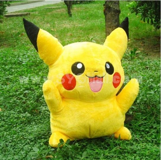 "Lovely Pikachu 45cm/18"" PP Cotton Stuffed Toys"