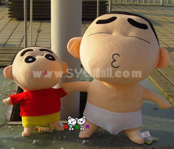 "Crayon Shin-chan with Panty 35cm/14"" PP Cotton Stuffed Toys"