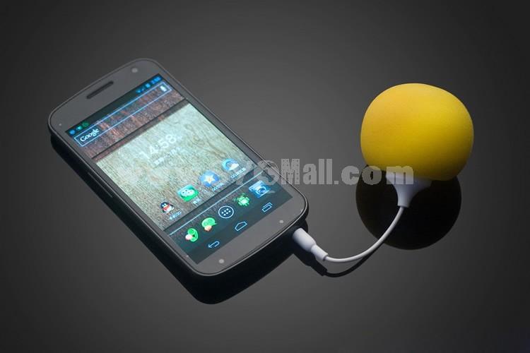 Cute Mini Ball Shaped Speaker For iPhone