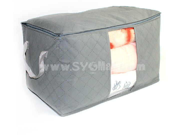 Bamboo Charcoal Quilt Storge Bag Large Storage Bag