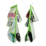 Wholesale - Printing Fabric Hanging Orgnizer for 5 Bags