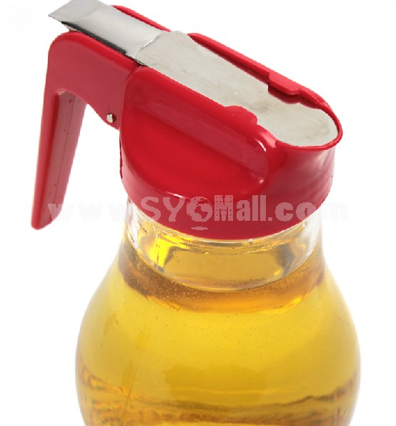 Unleaking Glass Oil Can 400ml