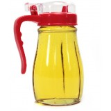 Wholesale - Unleaking Glass Oil Can 350ml