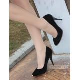 Wholesale - Stilette Heel Closed Toe Shoes