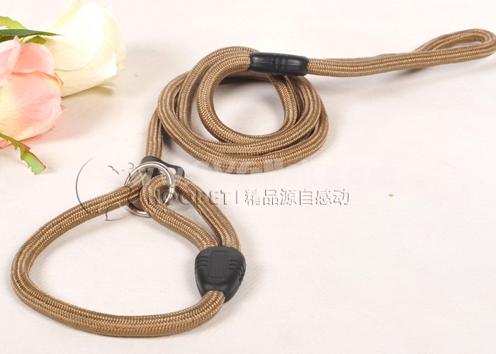 Nylon Woven Leash for Small/Middle-sized Dogs