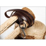 Wholesale - Super Power Handmade Leather Leash for Middle-sized/Large Dogs