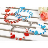 Wholesale - Colorful Beads Leash for Small Dogs 25kg Tension