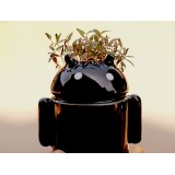 Wholesale - DIY Mini Green Plant Ceramic Stand Pattern Plant