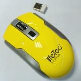 Wholesale - LIFETEC 2.4GHz Cute Cartoon Ultra Thin Mouse