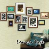 Wholesale - LEMON TREE Creative Wall Photo Frame 13 pcs Set