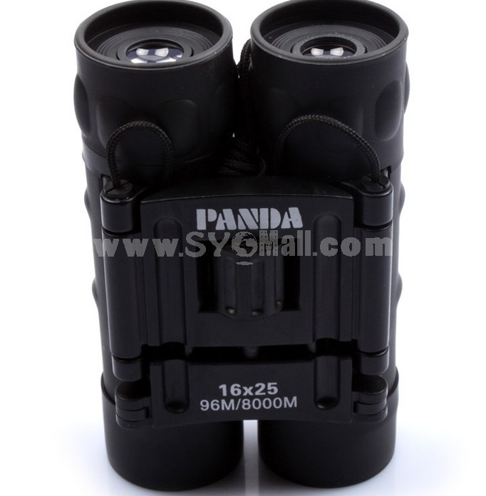 PANDA 16×25 96M/8000M Binocular for Outdoor Activity