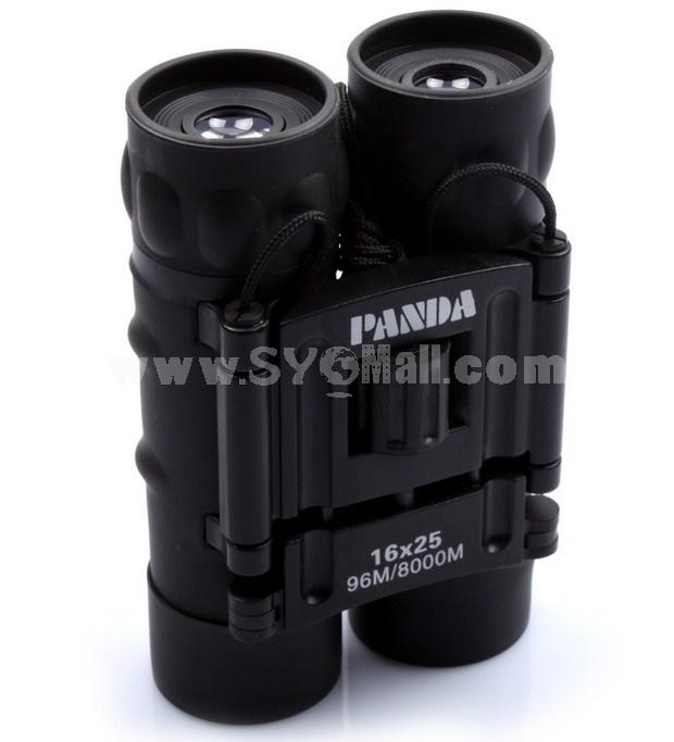 PANDA 16×25 96M/8000M Binocular for Outdoor Activity