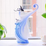 Wholesale - Creative Ceramic Dolhpin Shaped Craft for Home Decoration