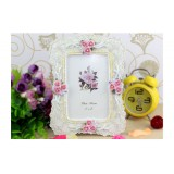 Wholesale - Pink Rose Rectangle Photo Frame