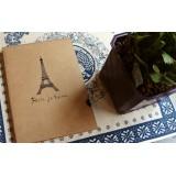 Wholesale - Creative DIY Stick-On Photo Album - Eiffel Tower