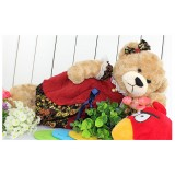 Wholesale - Quality Stuffed Animal Plush Toy - Bowknot Teddy