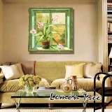 Wholesale - Modern Simple Style Home-super 15mm Ply Waterproof Wall Frameless Mural Painting Each Size 50*50cm