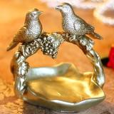 Wholesale - Stylish Resin Jewel Case Pattern Family Artware