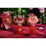Wholesale - Stylish Doll Resin Pattern Family Artware