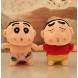 Wholesale - Crayon Shin-chan Plush Toys Stuffed Animals Set 4Pcs 18cm/7Inch Tall