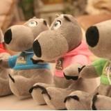 Wholesale - Bear Plush Toys Stuffed Animals Set 4Pcs 18cm/7Inch Tall