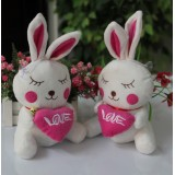 Wholesale - Plush Toys Stuffed Animals Set 2Pcs 22*12CM