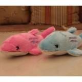Wholesale - Dolphin Plush Toys Stuffed Animals Set 2Pcs 18cm/7Inch Tall