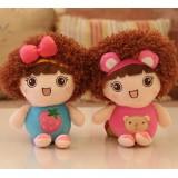 Wholesale - MocMoc Plush Toys Stuffed Animals Set 2Pcs 18cm/7Inch Tall
