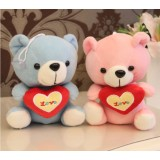 wholesale - Cute & Novel Plush Toys Set 4Pcs 18*12cm