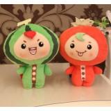 Wholesale - Plush Toys Stuffed Animals Set 2Pcs 18cm/7Inch Tall
