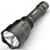 wholesale - PAISEN CREE XML-T6 Fix-Focus Waterproof LED Glare Flashlight, Outdoors