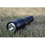 wholesale - PAISEN Fix-Focus Waterproof LED Glare Flashlight, Outdoors