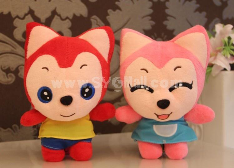 Lovely Ali Plush Toys Set 2Pcs 18*12cm