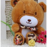 Wholesale - Teddy Bear Plush Toys Stuffed Animals Set 3Pcs 18cm/7Inch Tall