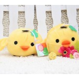 Wholesale - Chicken Plush Toys Stuffed Animals Set 2Pcs 18cm/7Inch Tall