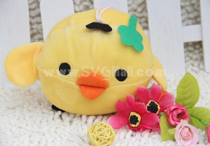 Lovely Chicken Plush Toys Set 2Pcs 18*12cm