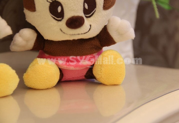 Lovely Mickey Plush Toys Set 2Pcs 18*12cm