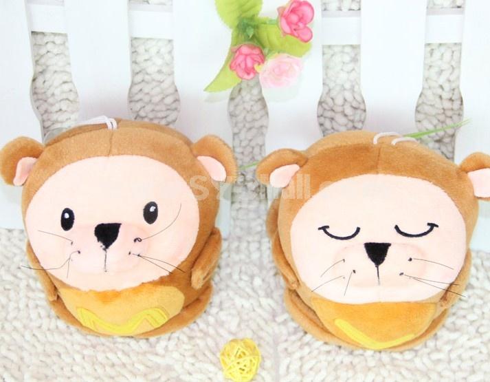 Lovely Couple Mole Plush Toys Set 2Pcs 18*12cm