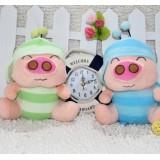 Wholesale - McDull Plush Toys Stuffed Animals Set 2Pcs 18cm/7Inch Tall