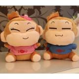Wholesale - ToCi Plush Toys Stuffed Animals Set 2Pcs 18cm/7Inch Tall